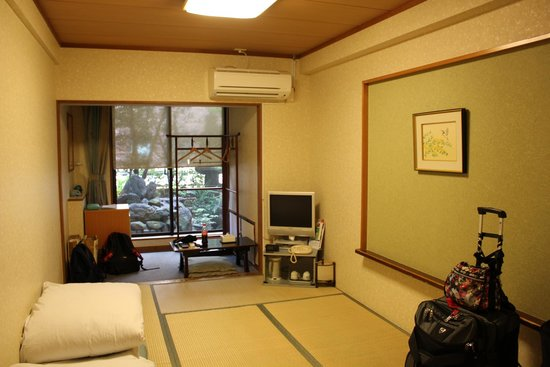 Sumisho Hotel: Room View
