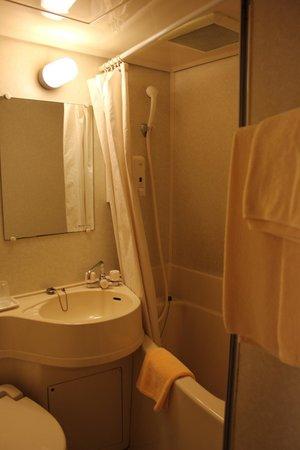 Sumisho Hotel: Bathroom