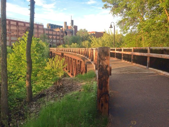 Chippewa River Trail: Some beautiful places along this trail. Taken by Jennifer G