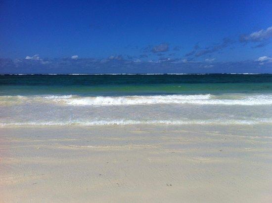 AfroChic Diani : Diani Beach - View from AfroChic