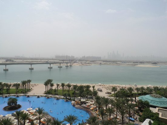 Atlantis, The Palm: View from Room