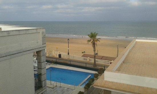 Hotel Apartamentos Marina Luz : VISTAS DEL SOLARIUM
