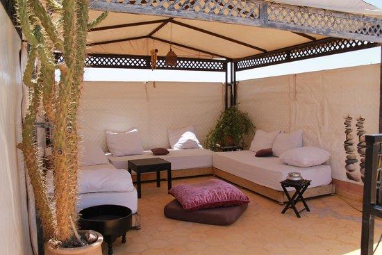 Riad Alboraq: Roof Terrace 2
