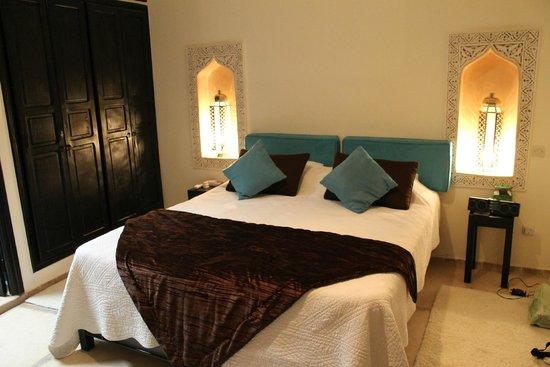 Riad Alboraq: Double Deluxe Room