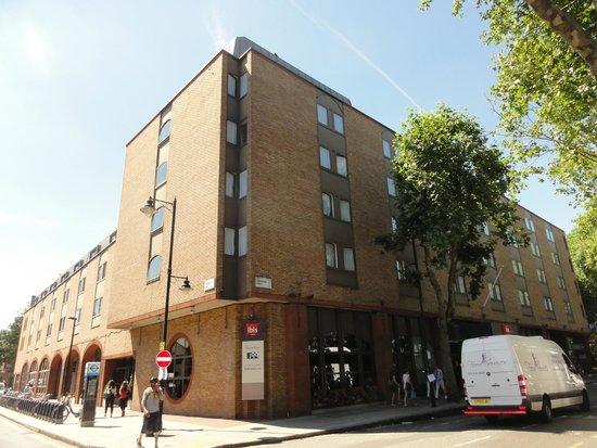 Ibis London Euston St Pancras : Vue de l'extérieur