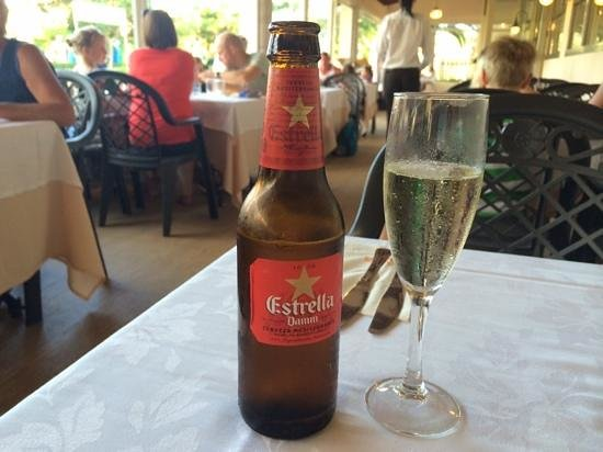 Viva Menorca: great drinks