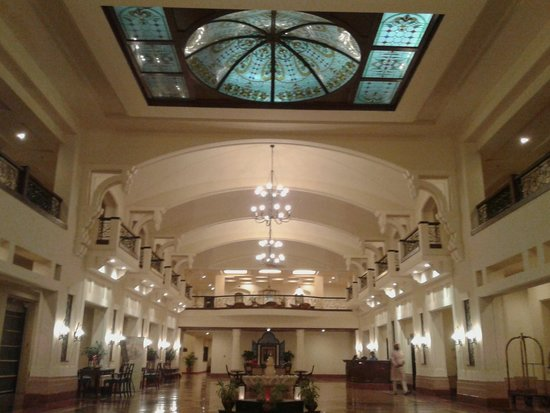 The LaLiT Golf & Spa Resort Goa : Grand Lobby