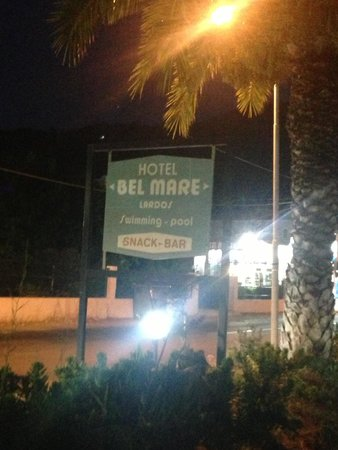 Bel Mare Hotel: ***