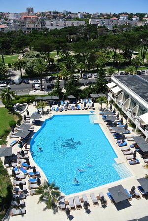 Palacio Estoril Hotel, Golf and Spa : The pool