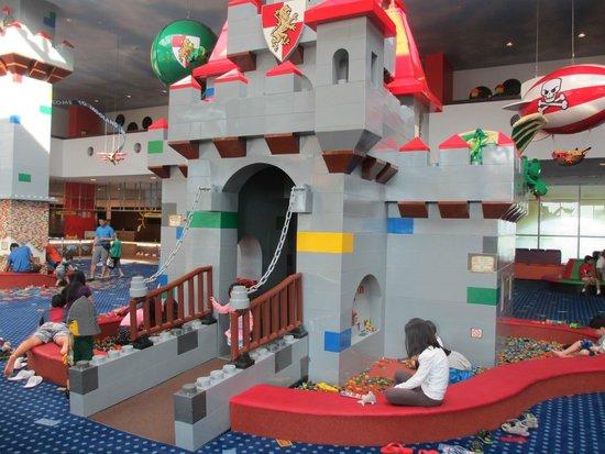 Legoland Malaysia Resort: Hotel Lobby