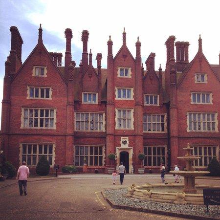 Dunston Hall: Lovely stay at Dunston