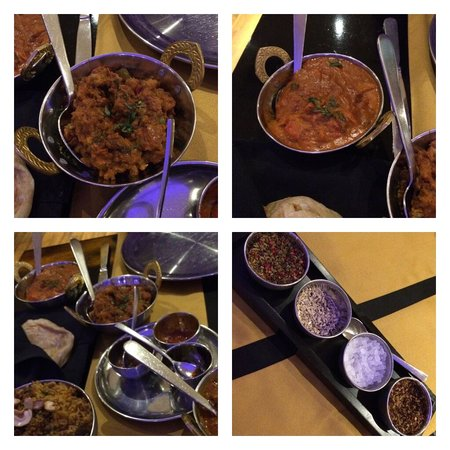Chutneys At Cinnamon Grand Colombo : Veggie dishes and after dinner grains