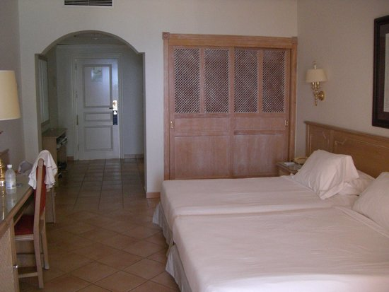 SENTIDO H10 Playa Esmeralda: CHAMBRE