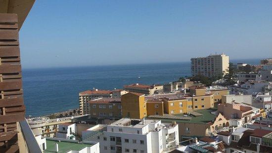 Gran Cervantes by Blue Sea : Vista del mar.