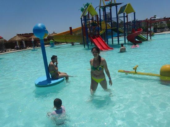 Aqua Blu Sharm : детский аквапарк