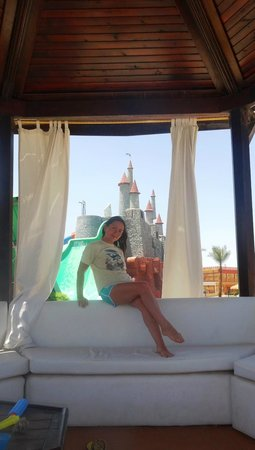 Aqua Blu Sharm : на территории отеля