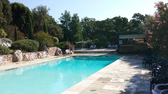 Camping La Vetta : la piscine