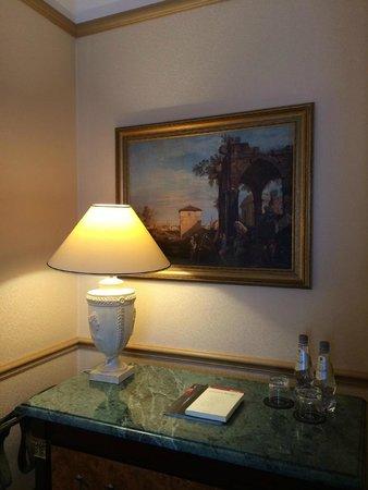Sofitel Rome Villa Borghese : Room