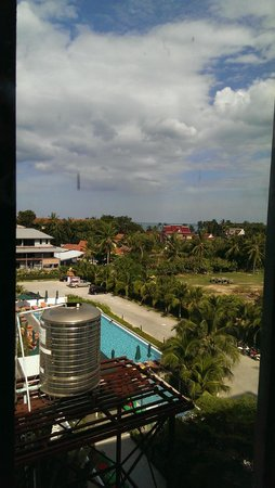 Samui Verticolor : View from the room