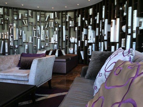 Sofitel Bangkok Sukhumvit: Club Millesime lounge