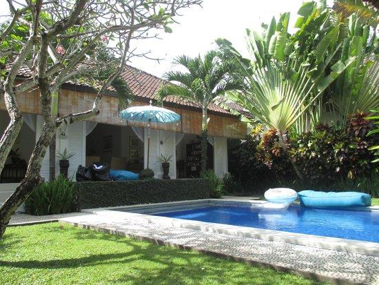 Goddess Retreats: teh private villa