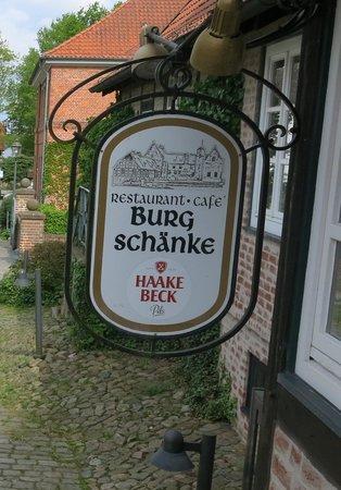Burgschaenke: Burgschänke Bad Bederkesa