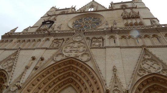 Vieux Lyon : Saint Jean