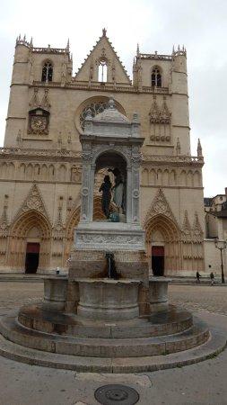 Vieux Lyon : Sian jean