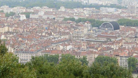 Vieux Lyon : Panorama di Lione