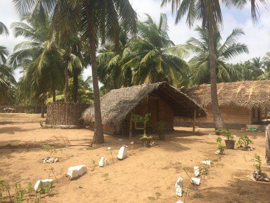 Ruuk Village: Cabana