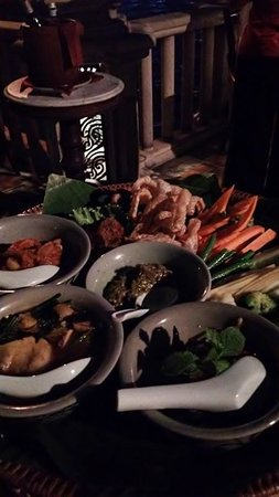 The Peninsula Bangkok : ペニンシュラタイ料理