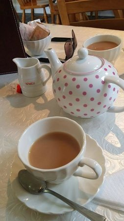 Coffee Cups: Tea for two