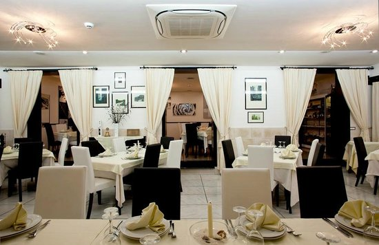 Mannu Hotel : Sala Ristorante