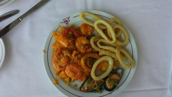 MedPlaya Hotel Pez Espada : Meals
