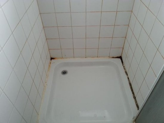 dirty showers - Picture of Lyons St Mary\'s Holiday Park, Prestatyn ...