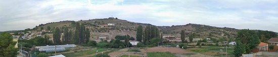 Valdilecha, Tây Ban Nha: Vistas desde la habitacion