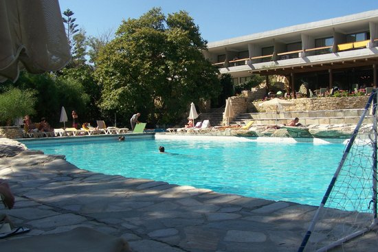 Sitia Beach City Resort & Spa : piscine principale
