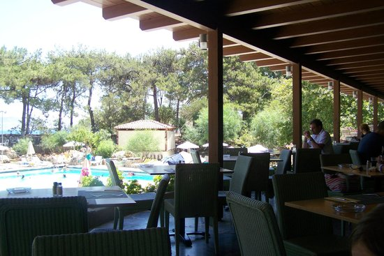 Sitia Beach City Resort & Spa : restaurant