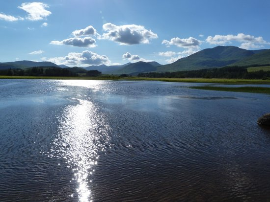 West Highland Way: Inveroran Hotel