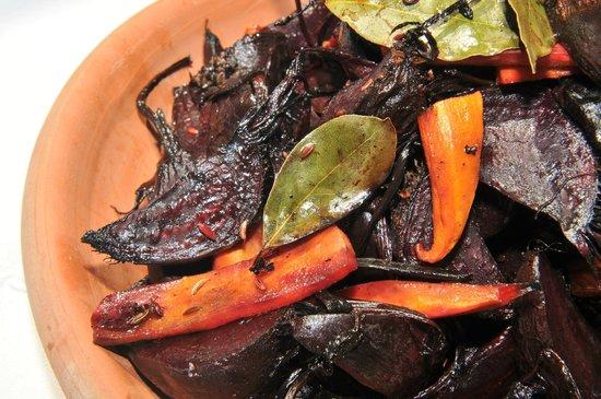 Izela Restaurant: Baked Beetroot