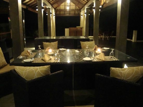 Garton's Cape : Dinner at the roof top