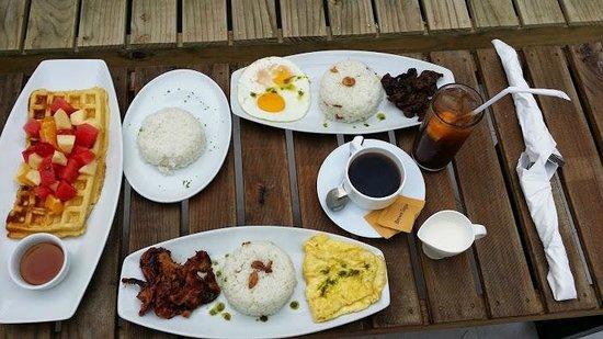 Zuzuni Boutique Hotel: Breakfast