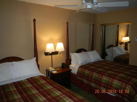 Homewood Suites Seattle - Tacoma Airport / Tukwila: Bedroom two
