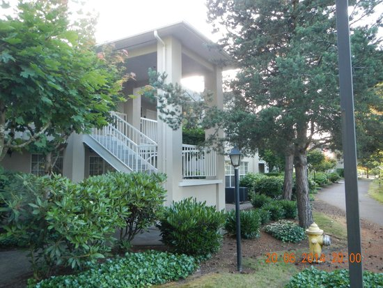Homewood Suites Seattle - Tacoma Airport / Tukwila: External view