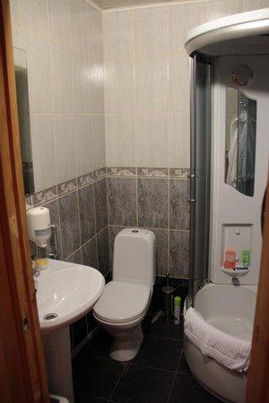 Hotel Vintage: Ванная