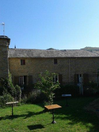 Domaine d'Alcapies : batisse