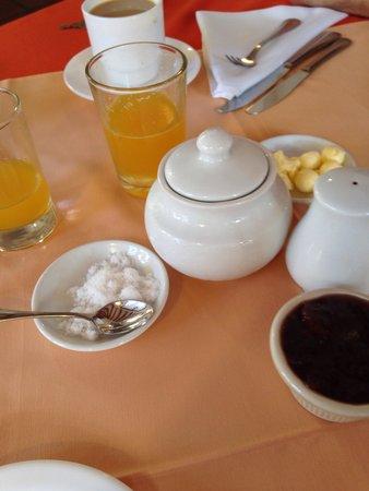 Hotel Mainao: Petit déjeuner