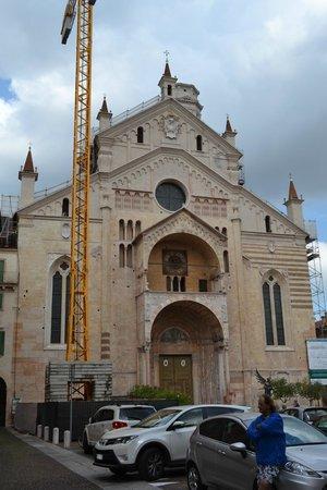 Cathédrale de Vérone (Duomo) : facciata del Duomo
