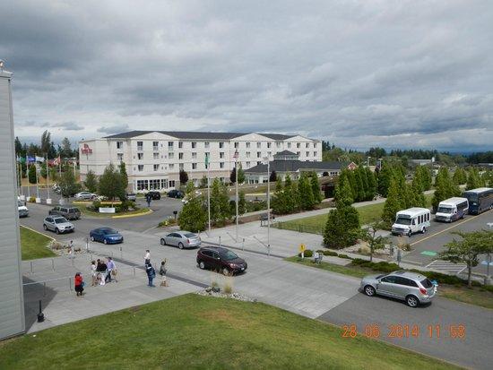 Hilton Garden Inn Seattle North / Everett: External view