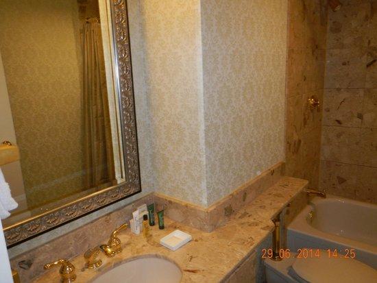 Hilton Chicago : Room